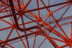 Détail de tour de Tokyo Photo libre de droits