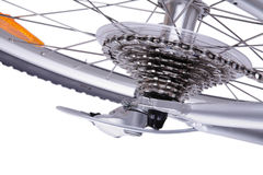 Détail de vélo Photo stock
