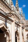 Détail de visibilité directe Reyes de Claustro de Saint Juan De Photo libre de droits