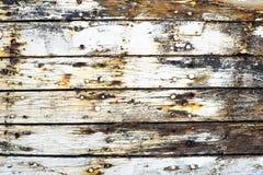 Détail des planches en bois Photos stock