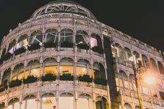 Détail du centre commercial de vert du ` s de Stephen au CEN de ville de Dublin Photo libre de droits