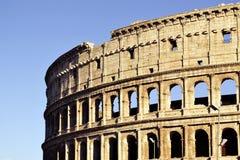 Détail du Colisé de Rome Images stock