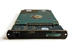 Détail du dispositif interne de l'ordinateur photo stock