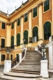Détail du palais de Schonbrunn, Vienne photos stock