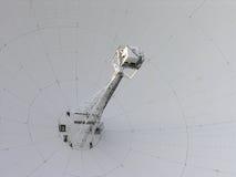 Détail du radiotélescope Image libre de droits
