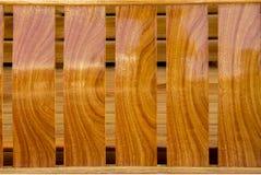 Détail en bois fabriqué à la main Photos stock