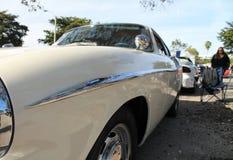 Détail européen de luxe classique de côté de voiture Photo libre de droits