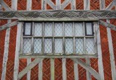 Détail médiéval de construction Photographie stock libre de droits