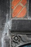 Détail médiéval de construction Image libre de droits