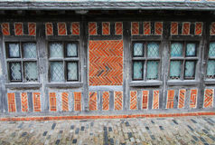 Détail médiéval de construction Photos libres de droits