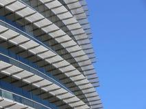 Détail moderne de construction Photos libres de droits