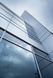 Détail moderne de façade Photo libre de droits