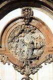 Détail Ouro Preto Brésil d'église de Francisco de Assis de sao Images stock