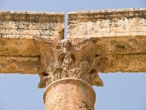 Détail romain de ville Photographie stock