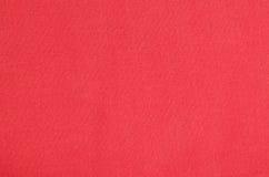 Détail rose de tissu de tissu Images libres de droits