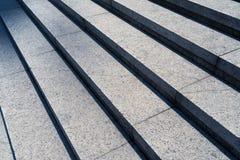 Détail tiré des escaliers en pierre Photographie stock