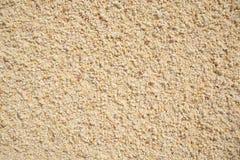 Détail tropical de plage de texture blanche de sable image libre de droits