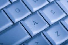 détaille le clavier Photo libre de droits