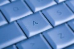 détaille le clavier Image libre de droits