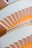 Détails architecturaux - escaliers enlevés Images stock