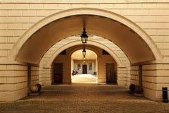 Détails architecturaux, voûtes Photo stock