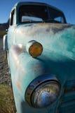 Détails classiques de plan rapproché de camion de Vinage Photo libre de droits