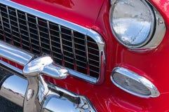 Détails d'automobile de vintage image libre de droits
