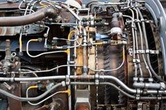 Détails d'engine. photographie stock libre de droits