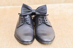 Détails de ceinture et de chaussures Photographie stock libre de droits