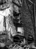 Détails de chantier de démolition image libre de droits