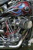 Détails de cycle Image libre de droits