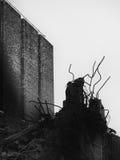 Détails de démolition photo libre de droits