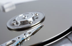 Détails de disque dur Image stock
