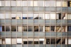 Détails de façade du vieux bâtiment Photographie stock