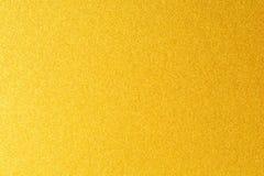 Détails de fond d'or de texture Mur de peinture de couleur d'or Fond et papier peint d'or de luxe Feuille d'or ou images libres de droits