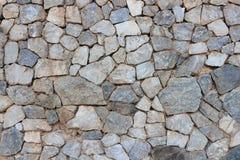 détails de fond de texture de mur en pierre Images stock