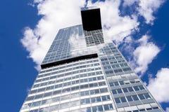 Détails de gratte-ciel Images libres de droits
