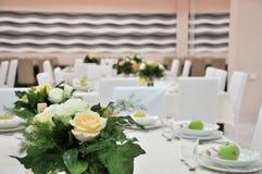 Détails de mariage, accessoires pour épouser le hall photos libres de droits