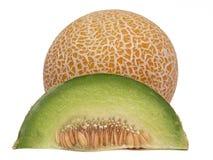 Détails de melon photo libre de droits