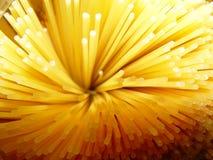 Détails de spaghetti Photographie stock libre de droits
