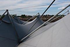 Détails de tente Photos stock