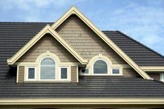 Détails de toit Photos stock
