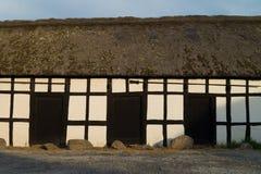 Détails de vieille maison Image libre de droits