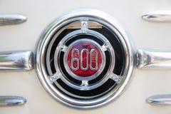 Détails de voiture de vintage Photos libres de droits