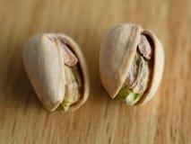 Détails des pistaches rôties image libre de droits