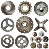 Détails en métal images stock