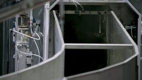 Détails industriels de convoyeur clips vidéos