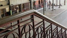 Détails intérieurs de vintage de station de train historique d'Harrisburg Images libres de droits