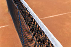 Détails nets de tennis Images stock