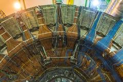 Détecteur de Lhcb dans CERN, Genève photos libres de droits